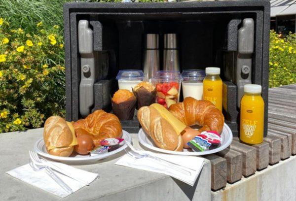 Ten Brink Food - Boat To-Go-Box